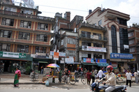 Cityscape of pattern Stock photo [1657479] Nepal