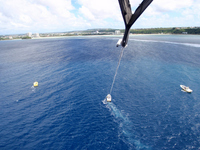 Parasailing Stock photo [1658062] Guam