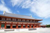 Yakushiji large auditorium Stock photo [1658532] Yakushi-ji