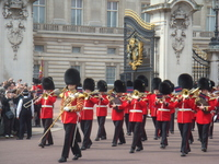 Buckingham Palace Changing of the Guard Stock photo [1660574] United