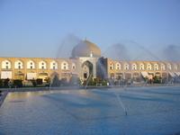 Imam Square fountain Stock photo [1747292] World