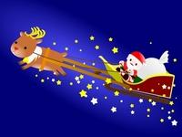 Christmas night [1827824] Christmas