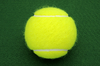 Tennis ball Stock photo [1828123] Tennis