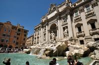 Trevi Fountain Stock photo [1831113] Italy