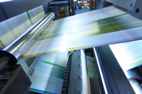 Printing Machinery Stock photo [1832173] High-speed