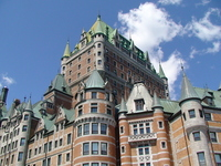 Quebec Chateau Frontenac Stock photo [1943942] Kanata