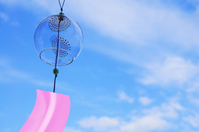 Wind chimes Stock photo [1944925] Summer