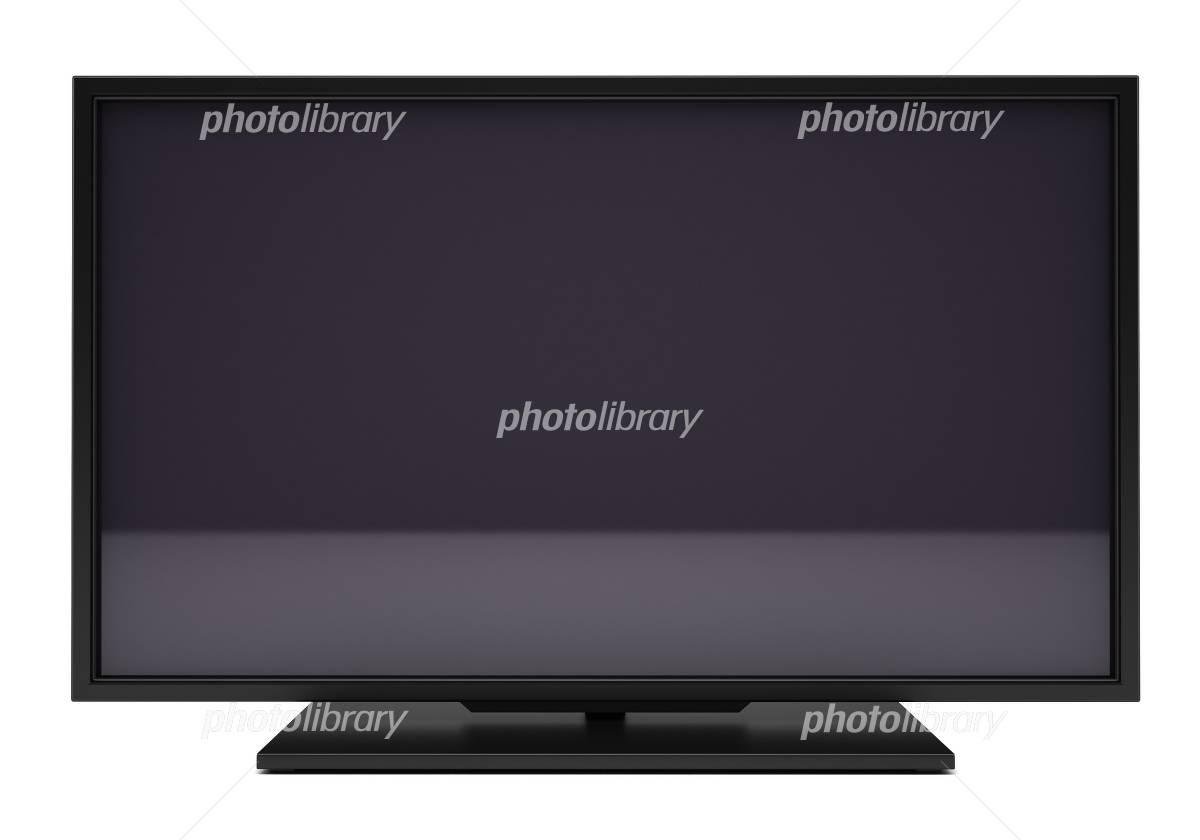 TV monitor イラスト素材