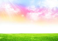 Rainbow sky and the earth [2044539] Rainbow