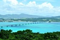 Kouri Ohashi Stock photo [2047091] Okinawa's