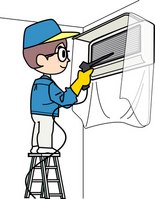 Handyman's for air conditioning repair [2050870] Handyman