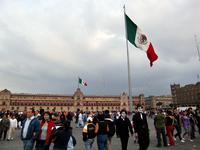 Zocalo of Mexico Day of the Dead Stock photo [2052477] Zocalo