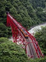 Kurobe Gorge Stock photo [2053285] Kurobe