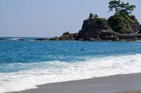 Katsura Beach Stock photo [2053456] Katsura