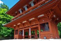 Koyasan Kongōbu-ji Daimon Stock photo [2151441] Wakayama