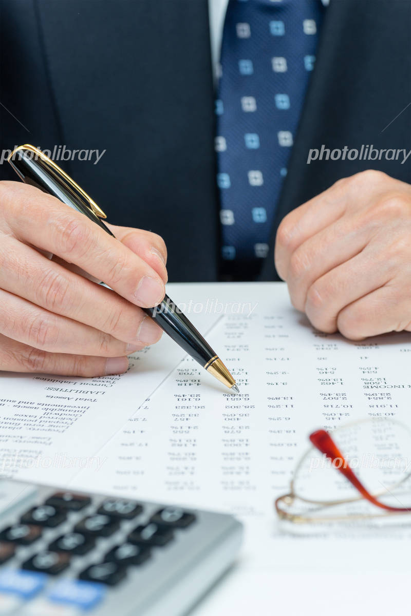 Financial statements and management Photo