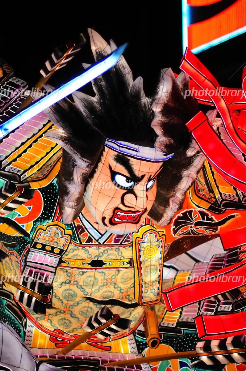 Nebuta Festival Samurai Photo