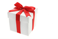 Gift box Stock photo [2264596] Gift
