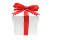 Giveaway Stock photo [2264599] Gift