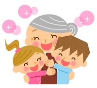Grandma loves [2264611] Grandmother