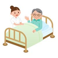 Hospitalized elderly [2265931] Hospitalization