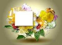 Of birth celebration card [2266868] Birth