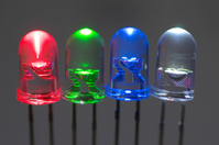 LED emission color swatches Stock photo [2272100] LED