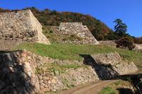 Tottori Castle - Ishigaki Stock photo [2272764] Tottori