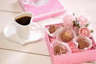 Chocolate and coffee Stock photo [2274290] Chocolate
