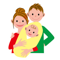 Family three people [2274307] Family