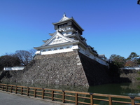 Kokura Castle Stock photo [2275710] Fukuoka