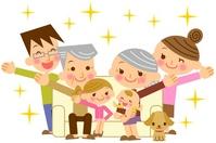 Family three generations [2275857] Family