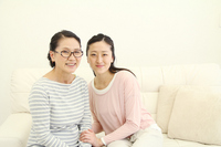 Good friend mother and daughter Stock photo [2277073] Mother's