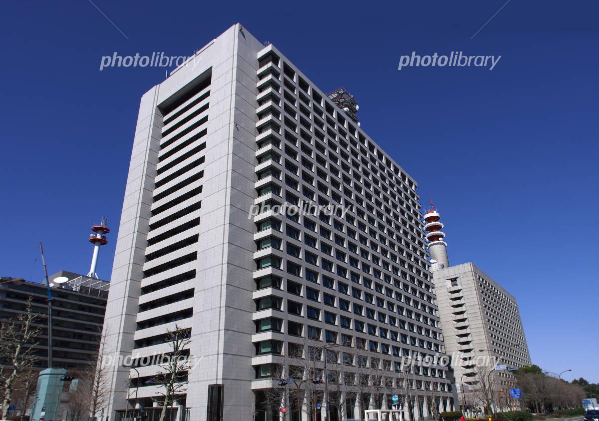警察庁と警視庁の庁舎 写真素材 [ 2405046 ] - フォトライブラリー ...