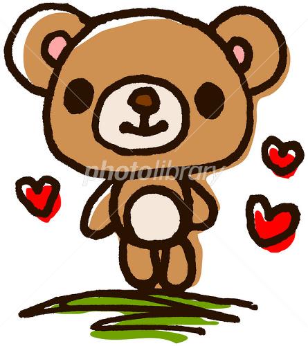 かわいいクマさん イラスト素材 フォトライブラリー Photolibrary
