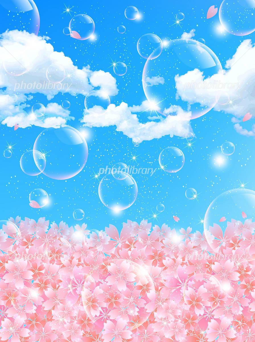 桜 さくら 背景 イラスト素材 2956999 フォトライブラリー