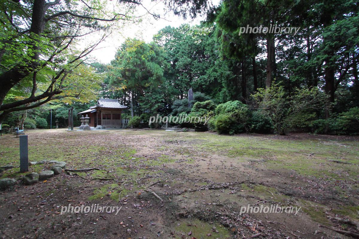 Okochi castle castle keep trace Photo