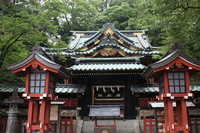 Shizuoka Sengen Shrine Stock photo [2394820] Asama