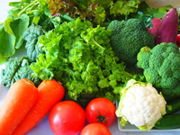 Vegetables set Stock photo [2399092] Vegetables