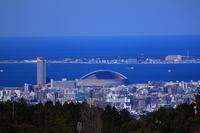 Fukuoka views from Aburayama Stock photo [2402566] Aburayama