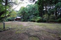 Okochi castle castle keep trace Stock photo [2407595] Okochi