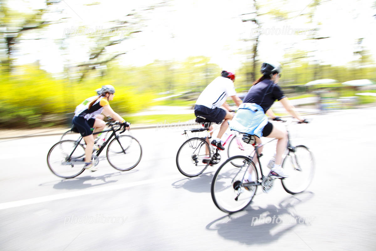 Cycling Photo