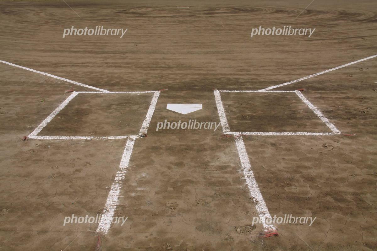 野球 バッターボックス-写真素材  野球 バッターボックス 画像ID 2518437  野球 バ