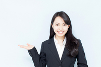 Women guidance to Stock photo [2514954] Female