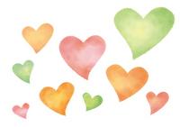 Colorful Heart [2515288] Hart