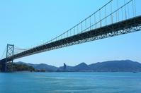 Kanmon bridge Stock photo [2517803] Yamaguchi