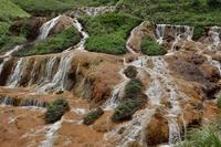 金瓜石 黄金瀑布