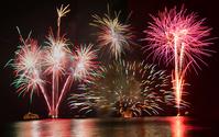 Toyako of fireworks Stock photo [2640127] Toyako