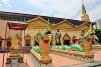 ペナン 寝釈迦寺院
