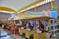 ペナン 寝釈迦仏寺院